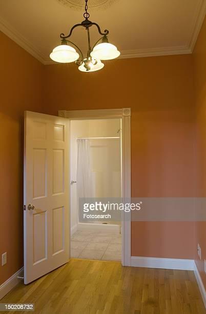 Bathroom Door Open Stock Photos And Pictures Getty Images