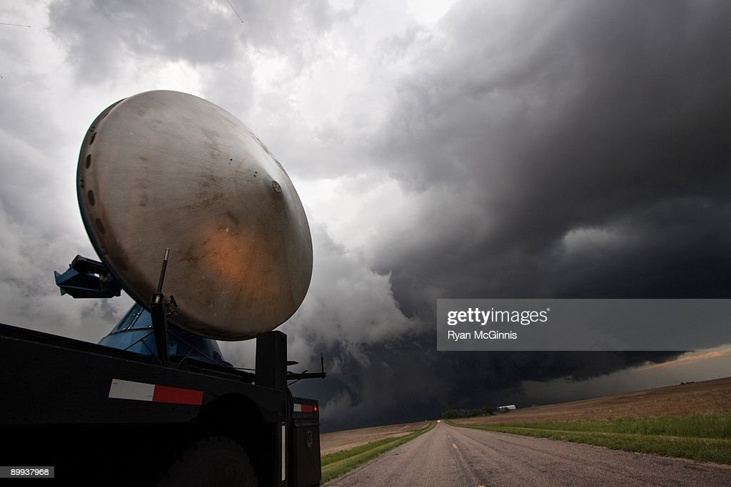 Doppler on Wheels Vortex 2 : Stock Photo
