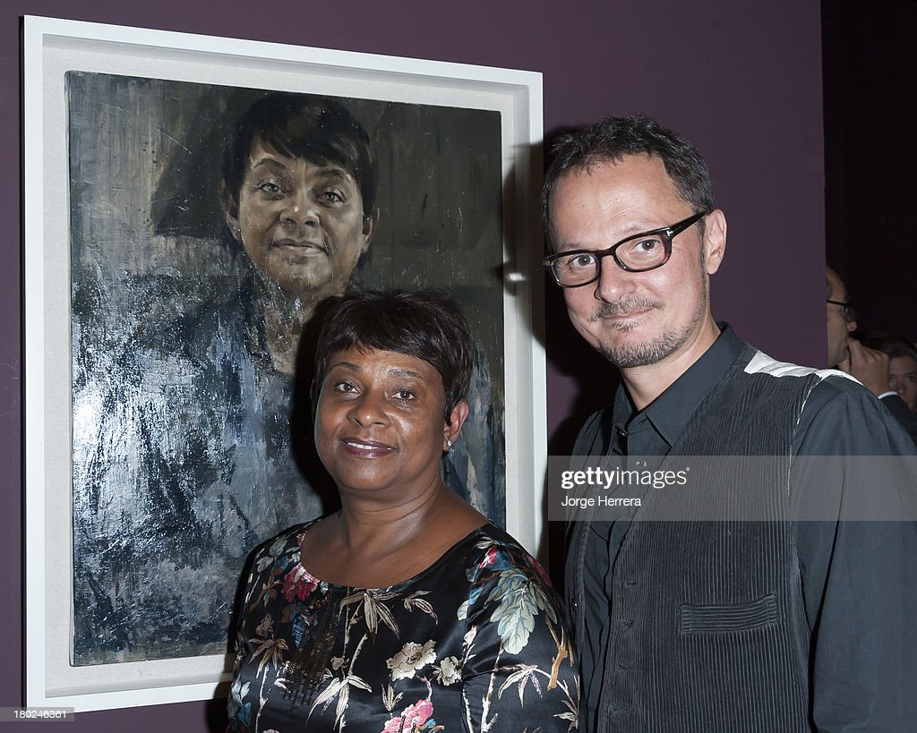 Jonathan Yeo: Portraits - Private View
