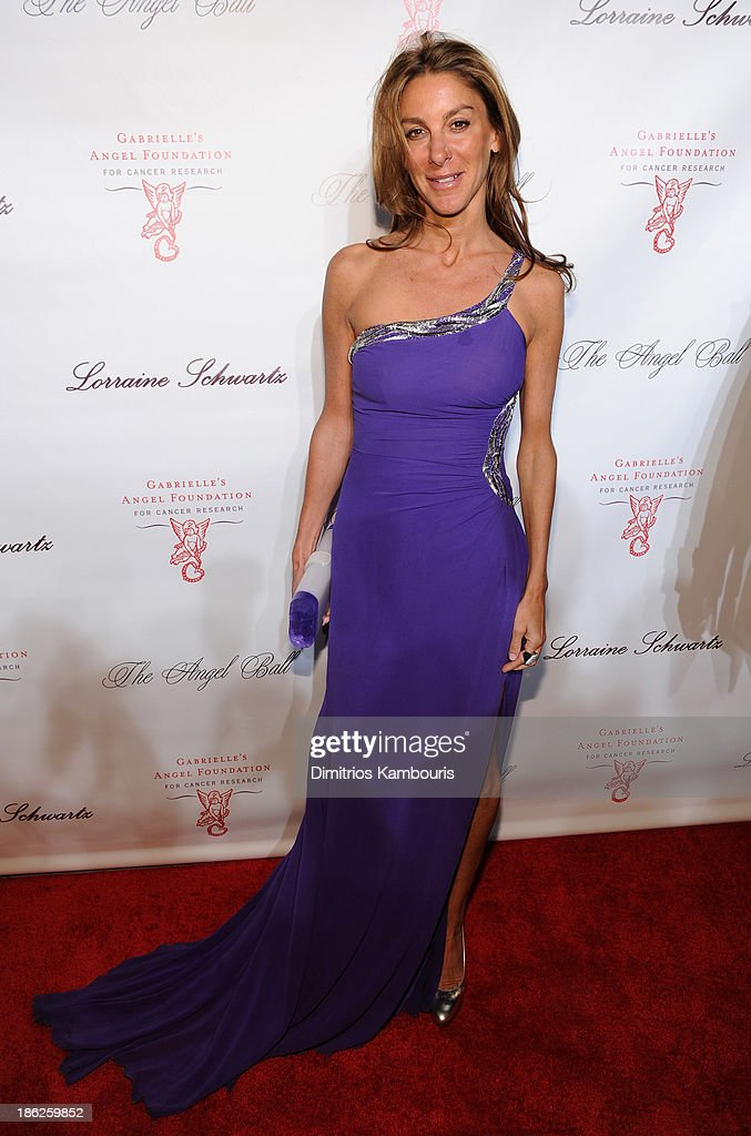 Dori Cooperman attends Gabrielle's Angel Foundation Hosts Angel Ball 2013 at Cipriani Wall Street on October 29, 2013 in New York City.