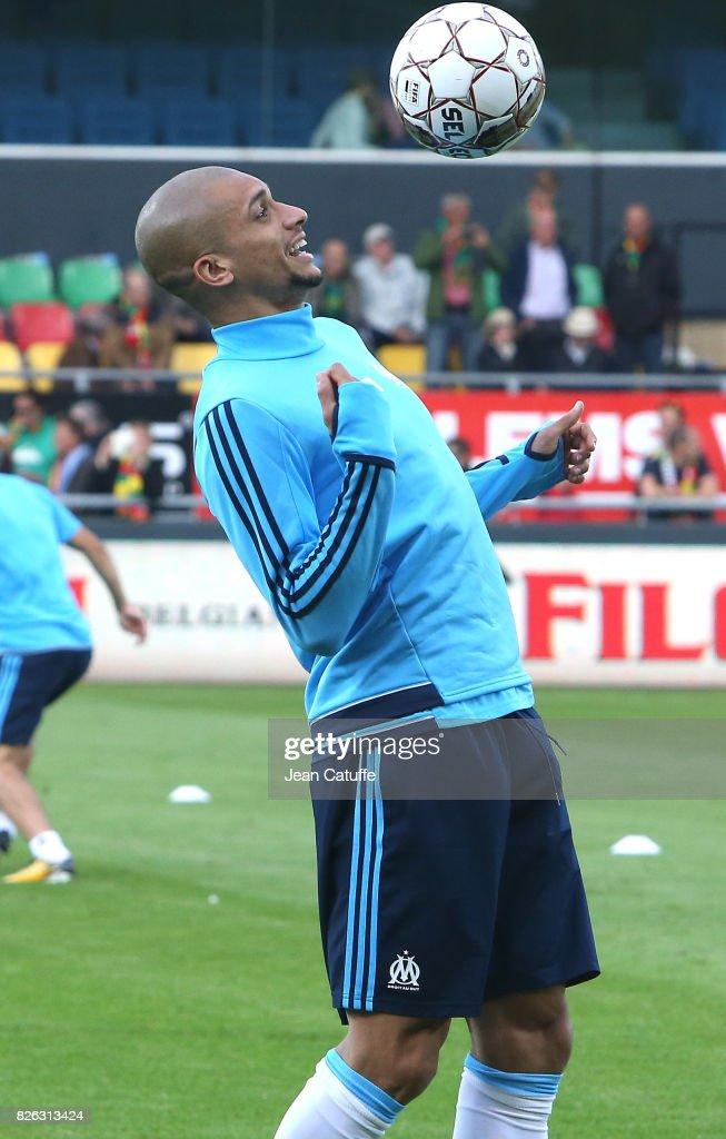Oostende v Olympique de Marseille - UEFA Europa League Third Qualifying Round: Second Leg