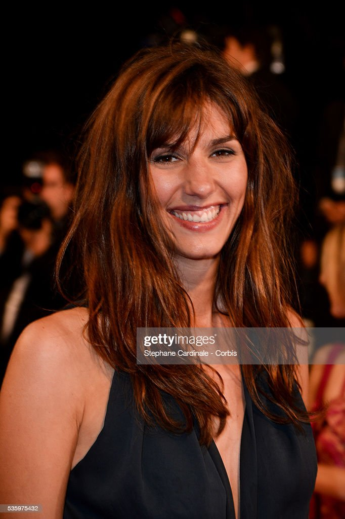 Doria Tillier at the 'Leviathan' premiere during the 67th Annual Cannes Film Festival