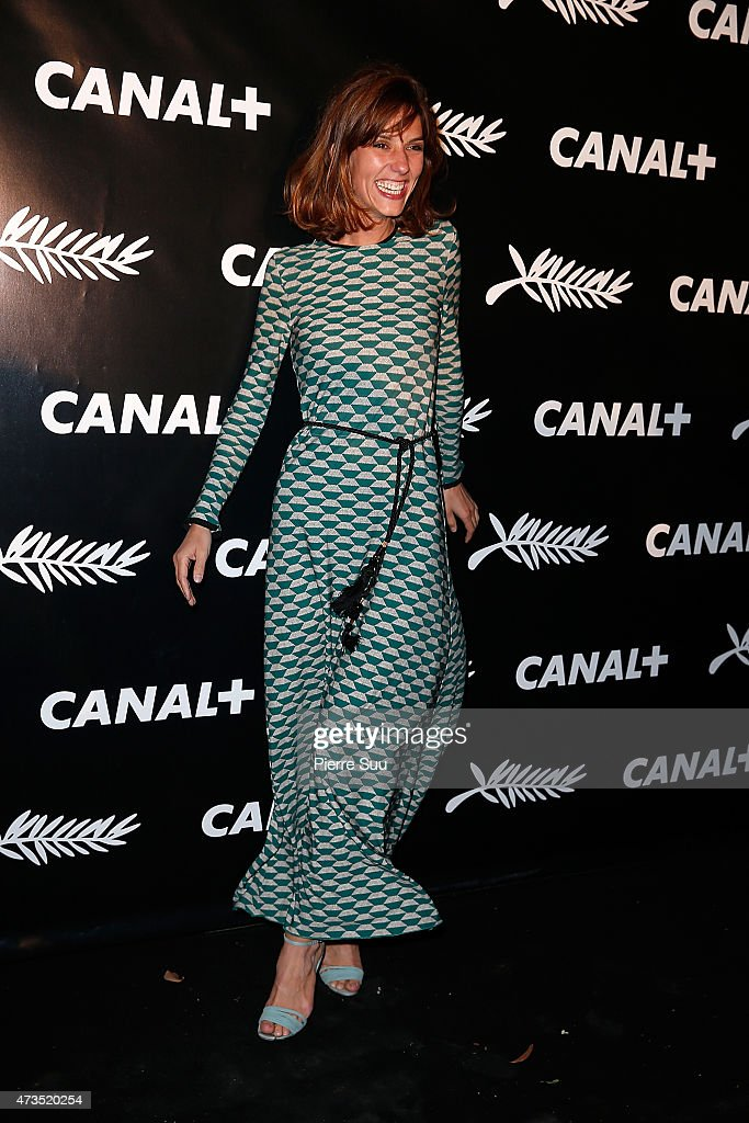 Canal + Party : Photocall At Mougins - The 68th Annual Cannes Film Festival