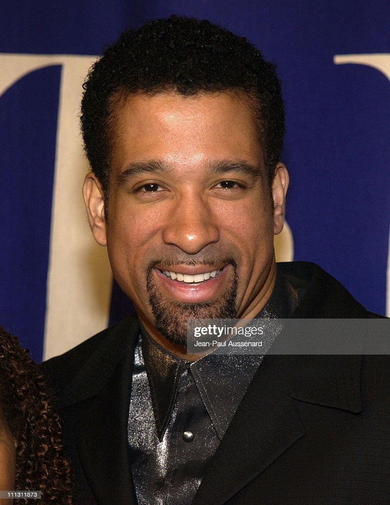Dorian Gregory during The Museum of Television & Radio's Annual Los Angeles Gala at Regent Beverly Wilshire Hotel in Beverly Hills, California, United States.