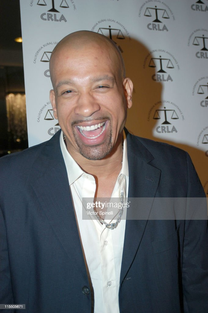 Dorian Gregory during The Third Annual Tequio Awards in Los Angeles, California, United States.