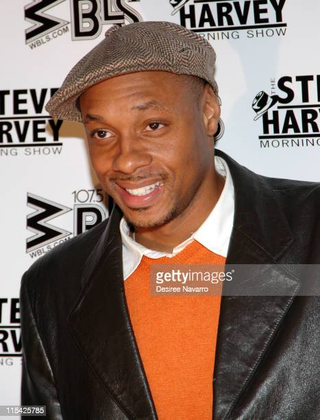 Dorian Missick during 'Don't TripHe Ain't Through With Me Yet' New York Premiere at Magic Johnson Harlem Theate in New York City New York United...