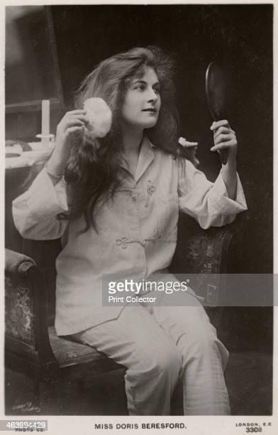 Doris Beresford British actress c1900s