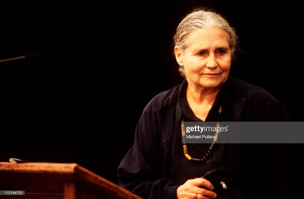 summary of doris lessing's group minds