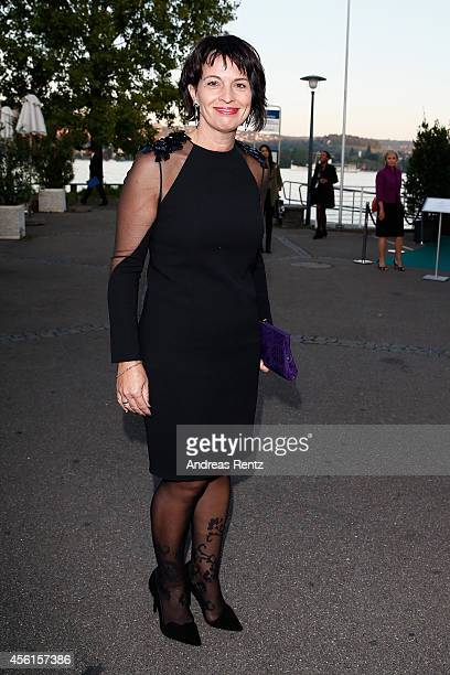 Doris Leuthard attends the Women of Impact Reception during Day 2 of Zurich Film Festival 2014 on September 26 2014 in Zurich Switzerland