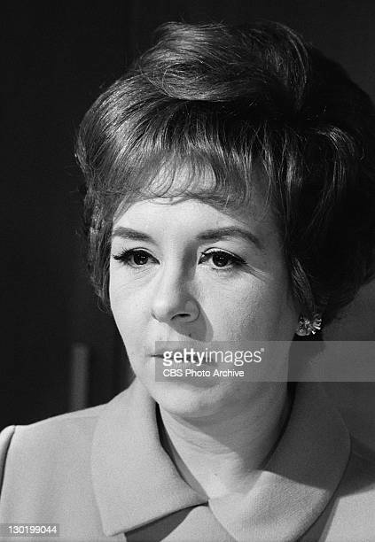 Doris Roberts as Shimmy in the CBS PLAYHOUSE movie 'Shadow Game' Image dated March 18 1969