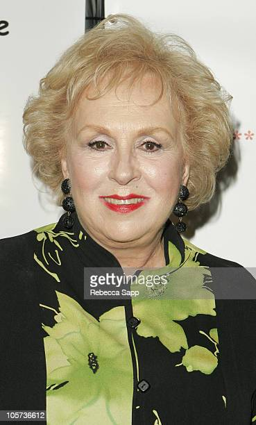 Doris Roberts during A Night of Comedy 3 Benefiting The Children Affected by AIDS Foundation at The Wilshire Theatre in Beverly Hills California...