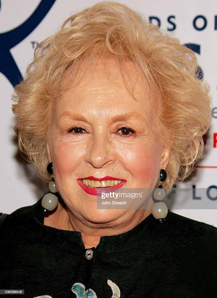 <a gi-track='captionPersonalityLinkClicked' href=/galleries/search?phrase=Doris+Roberts&family=editorial&specificpeople=209247 ng-click='$event.stopPropagation()'>Doris Roberts</a> during 'Annie' Opening Night to Benefit CASA of Los Angeles - Arrivals at Pantages Theatre in Hollywood, California, United States.