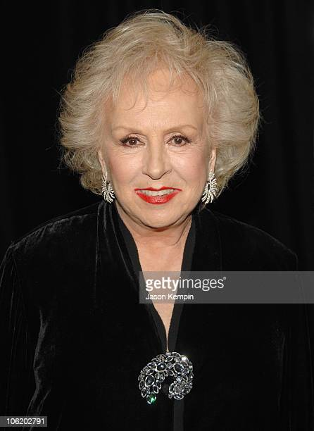 Doris Roberts during Gala Salute To Director Wynn Handman May 21 2007 at The Hudson Theater in New York City New York United States
