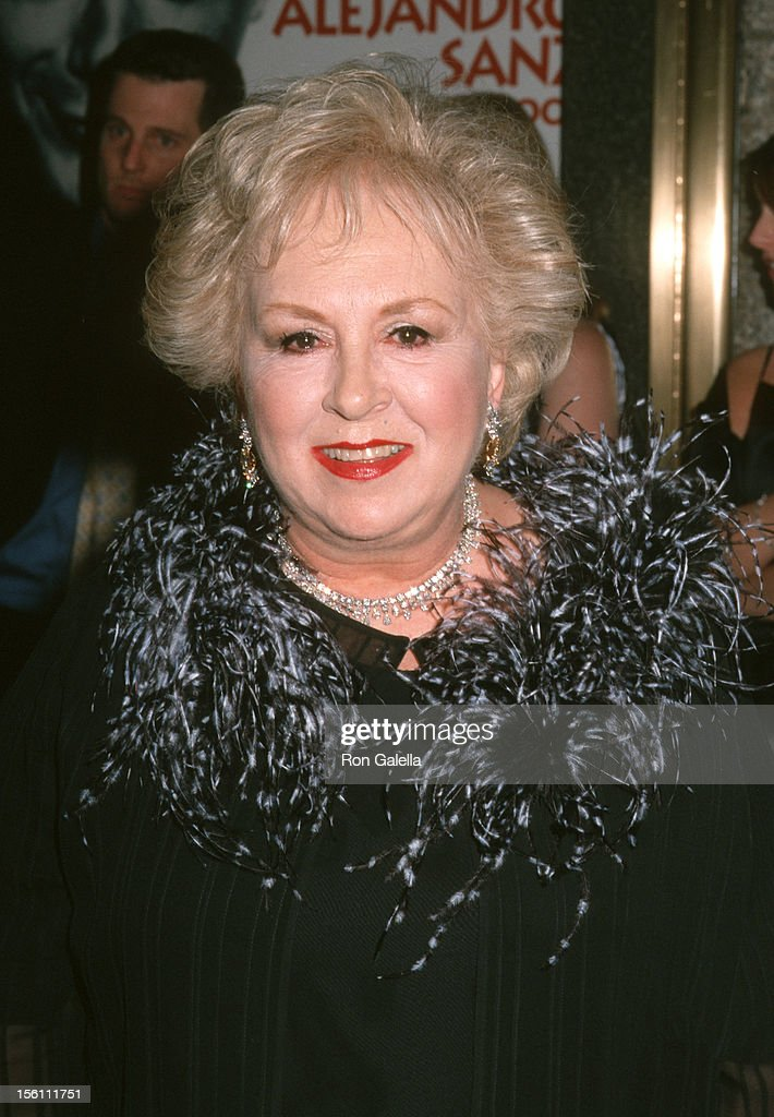 Doris Roberts during Jo Anne Worley Hosts The L.A. Tony Awards Party & Julie Harris Award for Lifetime Achievement Presented to Carol Channing at Henson Studios, in Los Angeles, California, United States.