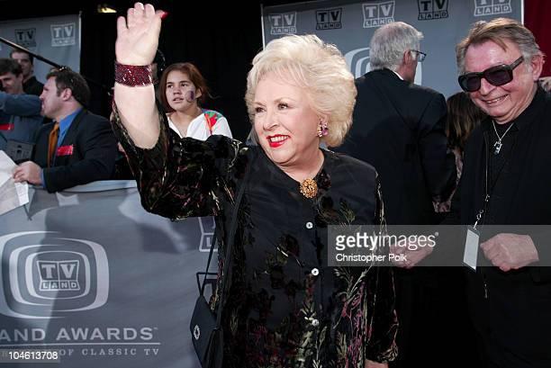 Doris Roberts during The TV Land Awards Arrivals at Hollywood Palladium in Hollywood CA United States