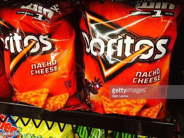 Doritos potato chips