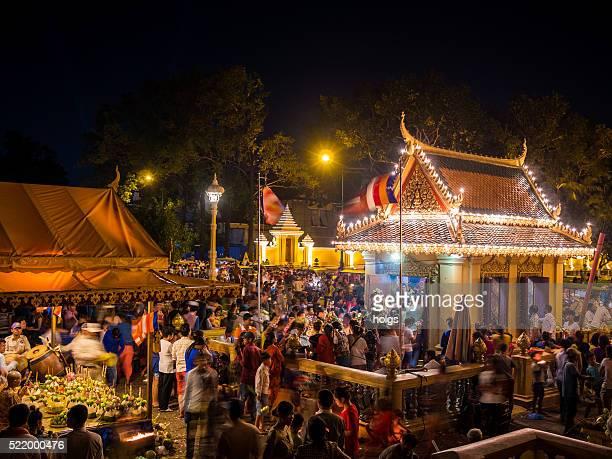Dorngtung Shrine in Phnom Penh, Cambodia
