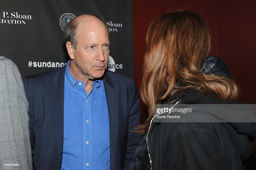 Doron Weber attends the Alfred P Sloan Foundation Reception and Prize Announcement during the 2016 Sundance Film Festival at High West Distillery on...