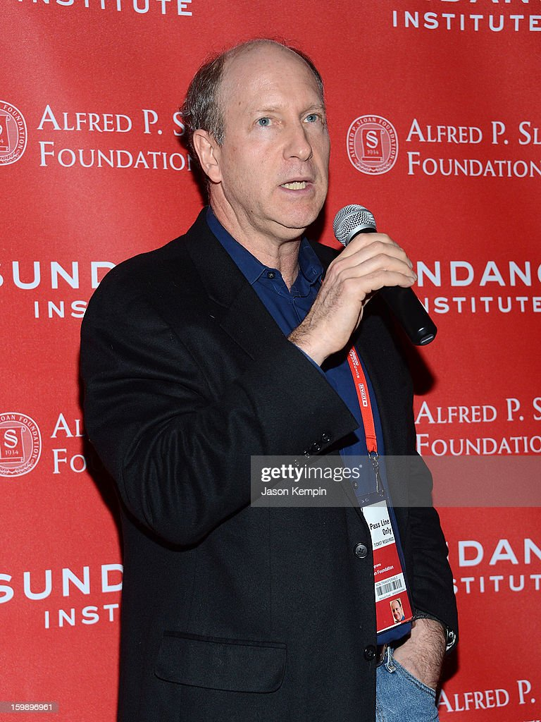 Doron Weber attends the Alfred P. Sloan Foundation Reception & Prize Announcement at High West Distillery on January 22, 2013 in Park City, Utah.
