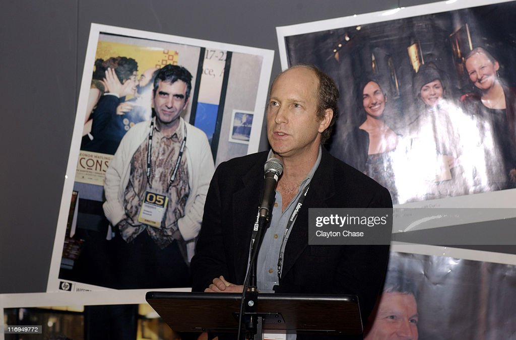 Doron Weber during 2005 Sundance Film Festival Alfred P Sloan Foundation Reception at Kimball Arts Center in Park City Utah United States