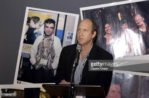 Doron Weber during 2005 Sundance Film Festival Alfred P Sloan Foundation Reception at Kimball Arts Center in Park City Utah United States
