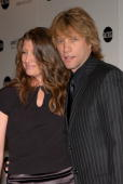 Dorothea Bon Jovi and Jon Bon Jovi during amfAR and ACRIA Honor Herb Ritts with a Sale of Contemporary Artwork at Sotheby's in New York City New York...