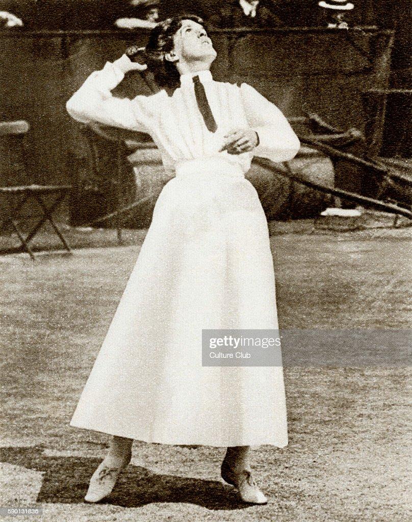 Dorothea Lambert Chambers 3 September 1878 7 January 1960