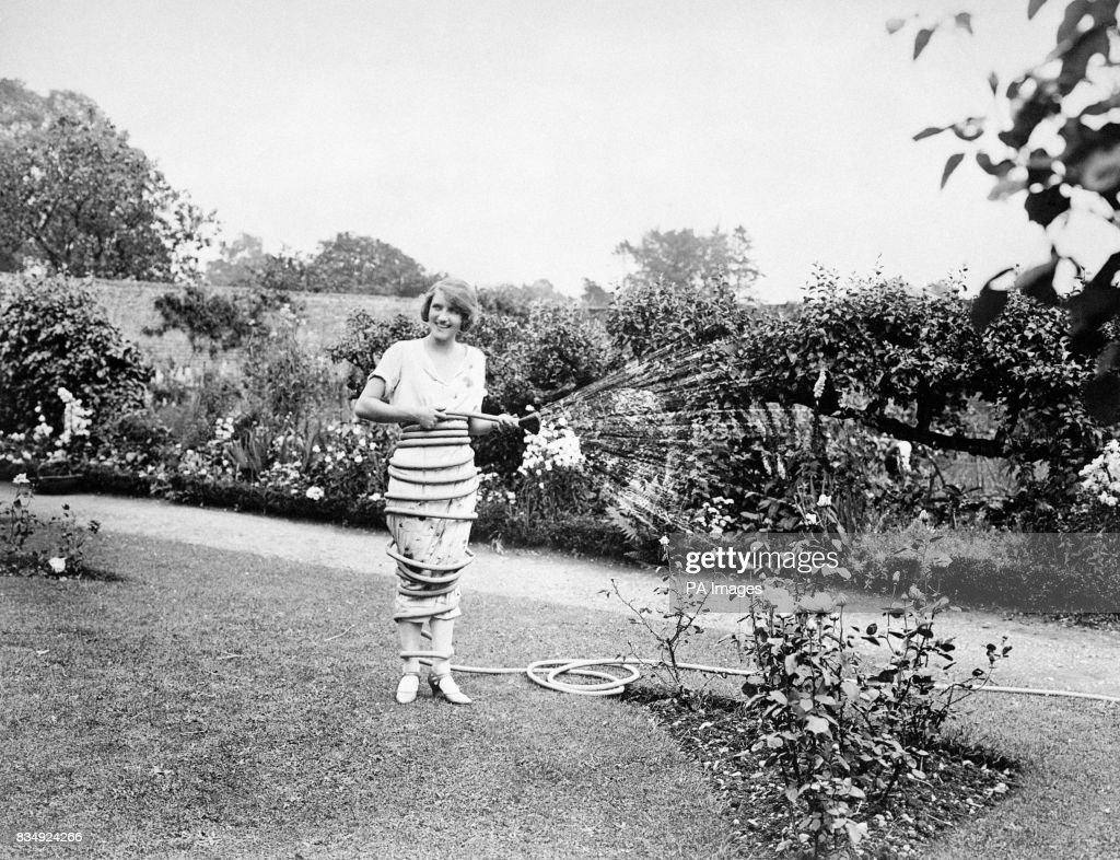 theatre dorothy dickson photocall chalfont st giles 1923