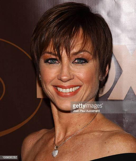 Dorothy Hamill during FOX Television 2006 TCA Winter Party at Citizen Smith in Hollywood California United States