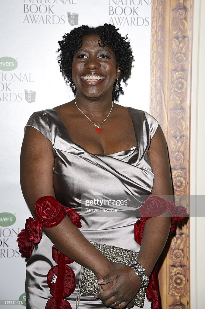 Dorothy Koomson attends the Specsavers National Book Awards at Mandarin Oriental Hyde Park on December 4, 2012 in London, England.