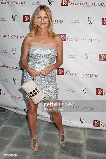 Dorothy Lucey attends the 56th annual Genii Awards at Skirball Cultural Center on April 23 2013 in Los Angeles California