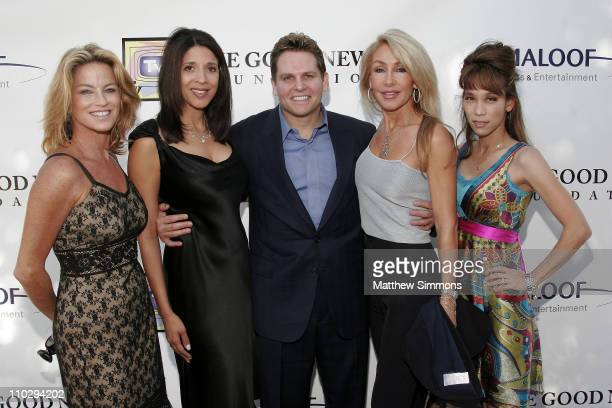 Dorothy Lucey Christine Devine Joe Maloof Linda Thompson and Jane Yamamoto