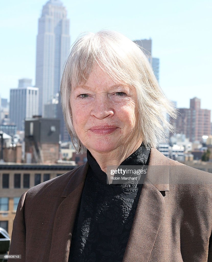 Dorothy Lyman attends Women's Film Brunch at Company 3 on April 21, 2014 in New York City.