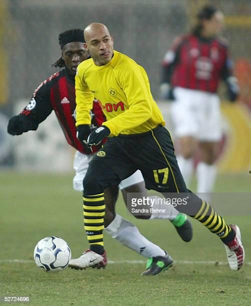 Dortmund BORUSSIA DORTMUND AC MAILAND Clarence SEEDORF/Mailand DEDE/Dortmund