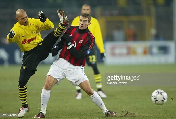 Dortmund BORUSSIA DORTMUND AC MAILAND DEDE/Dortmund Andrej SCHEWTSCHENKO/Mailand