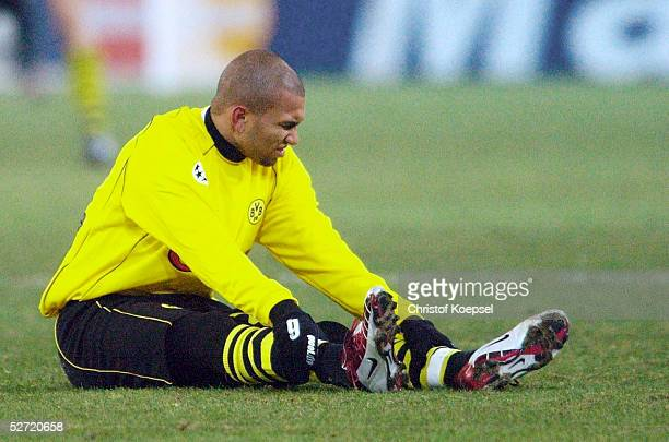 Dortmund BORUSSIA DORTMUND AC MAILAND Marcio AMOROSO/Dortmund