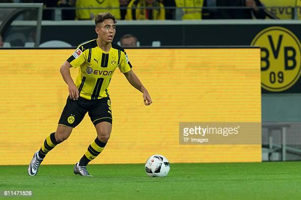 Dortmund Germany 1Bundesliga 5 Spieltag BV Borussia Dortmund SC Freiburg 31 Emre Mor
