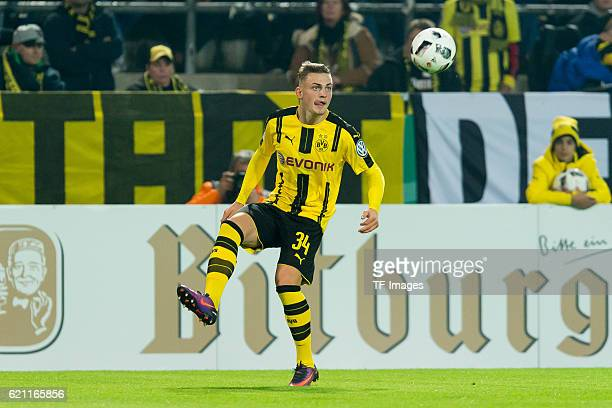 Dortmund Germany DFBPokal 2 Runde BV Borussia Dortmund 1FC Union Berlin Jacob Bruun Larsen