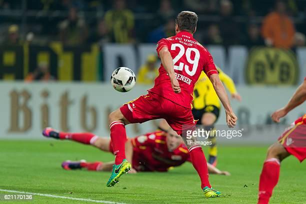 Dortmund Germany DFBPokal 2 Runde BV Borussia Dortmund 1FC Union Berlin TOR zum 10 durch Jacob Bruun Larsen