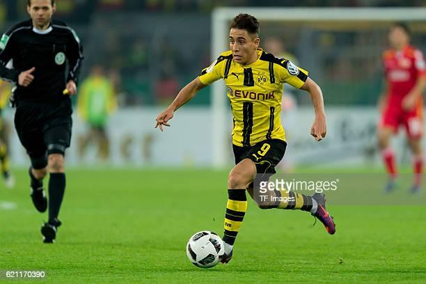 Dortmund Germany DFBPokal 2 Runde BV Borussia Dortmund 1FC Union Berlin Emre Mor