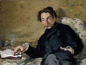 Édouard Manet Stéphane Mallarmé 27 x 36 cm Musée d'Orsay Paris