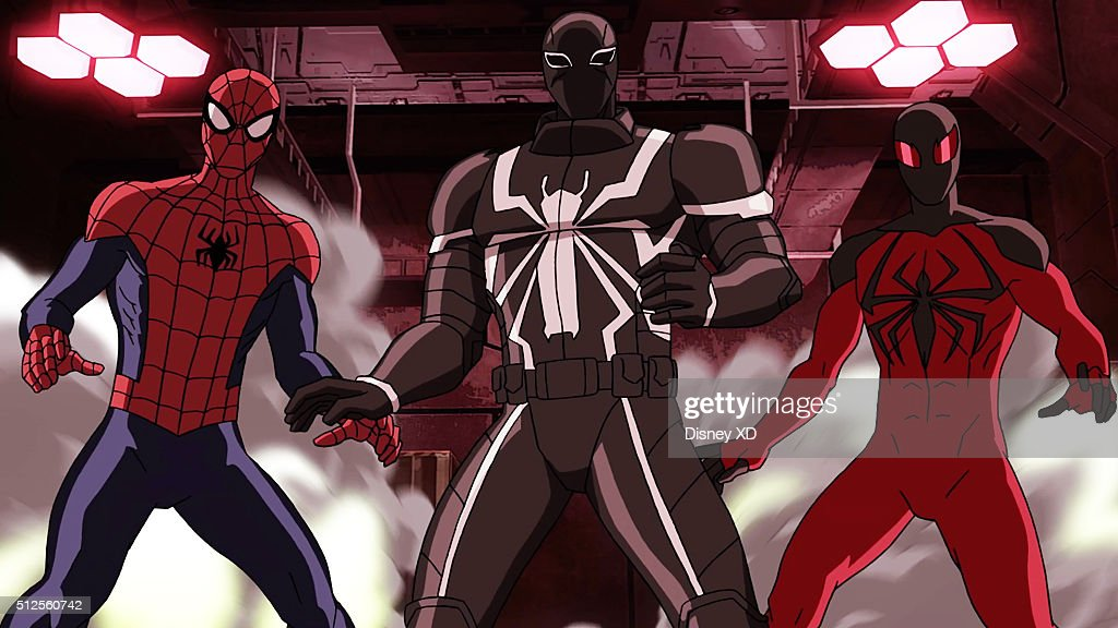 Ultimate spider man disney xd venom
