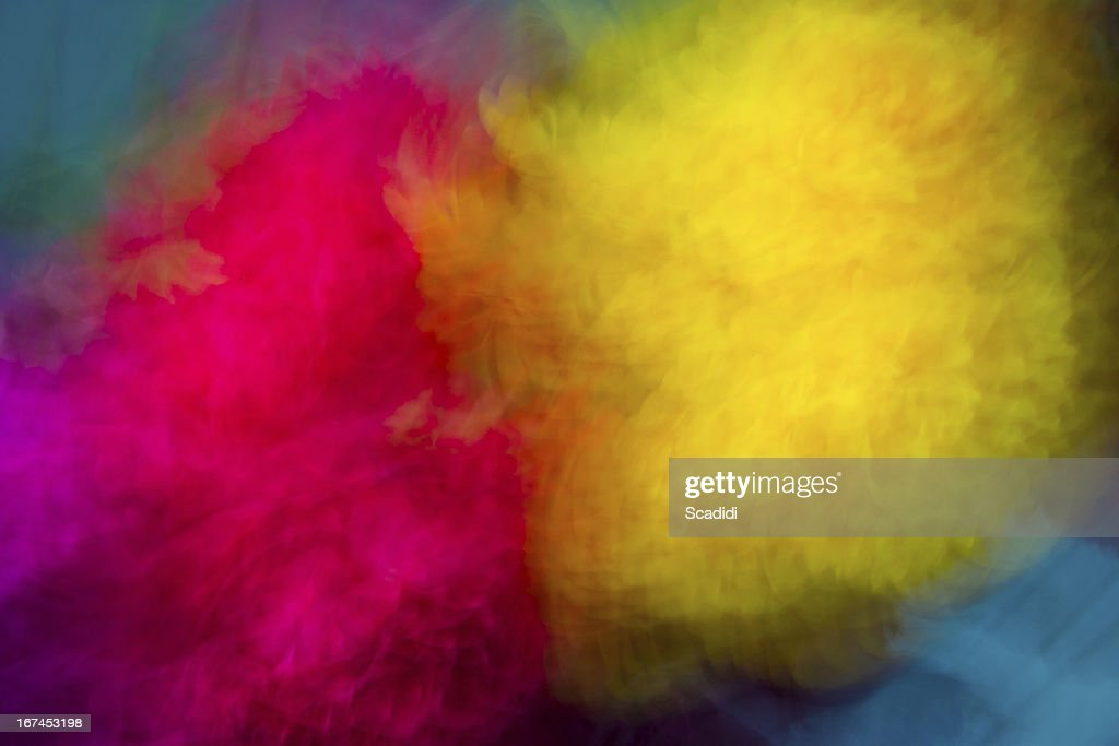 Double color Burst : Stock Photo