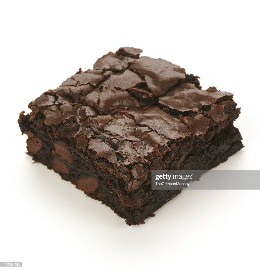 Double Dark Chocolate Brownie