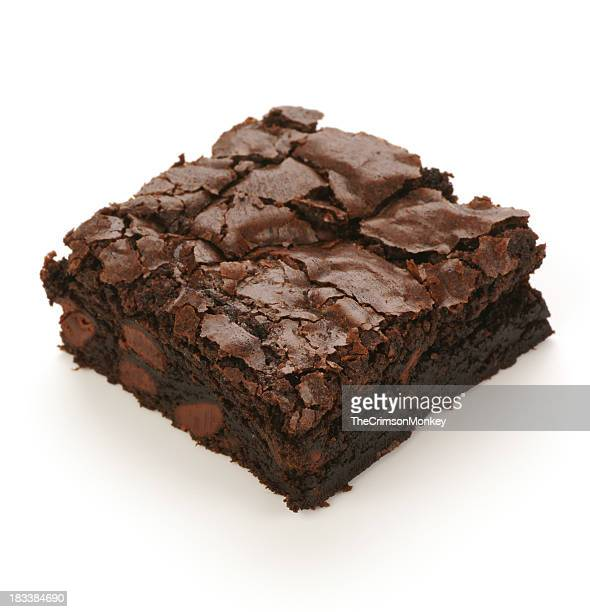 Double Dark Chocolate Brownie