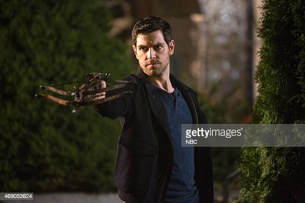 GRIMM 'Double Date' Episode 415 Pictured David Giuntoli as Nick Burkhardt