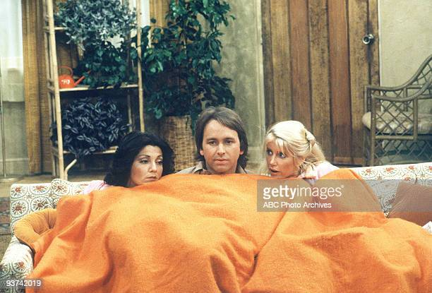 S COMPANY 'Double Date' Season Three 9/12/1978 Jack feigns an illness for Janet and Chrissy
