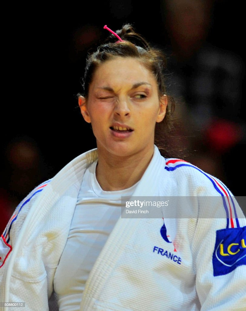 Double European champion and Olympic and World bronze medallist Automne Pavia of France had to be content with the u57kg fifth place during the 2016...