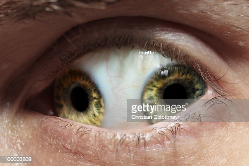 Double Eye : Stock-Foto
