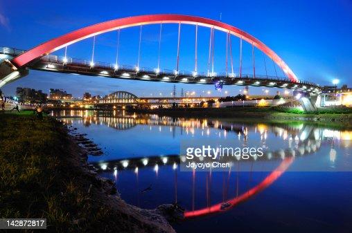 Double eyes (Rainbow Bridge)